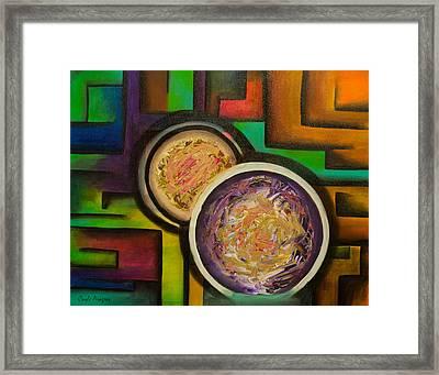 Sinous Framed Print by Coqle Aragrev
