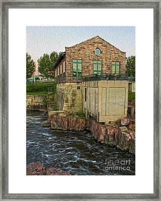 Sioux Falls - 05 Framed Print by Gregory Dyer