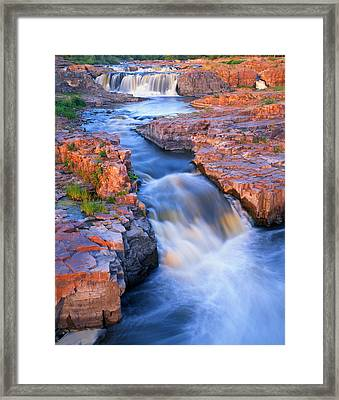 Sioux Falls Framed Print by Ray Mathis