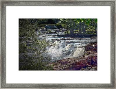 Sioux Falls Framed Print by Robin Williams