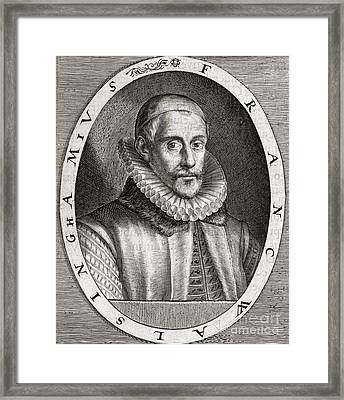 Sir Francis Walsingham, English Framed Print