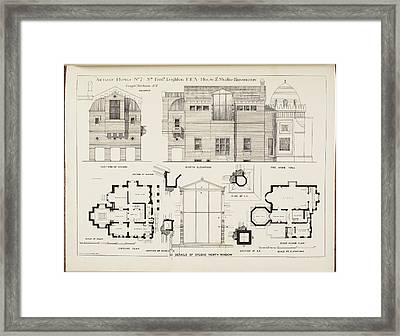 Sir Frederick Leighton's House Framed Print