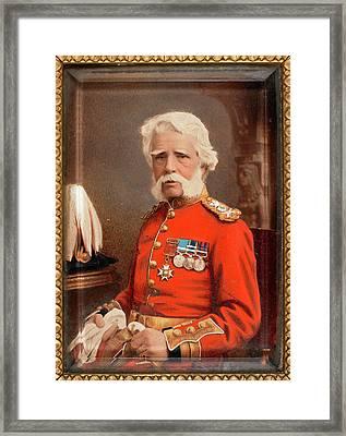 Sir James Abbott Framed Print