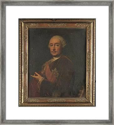 Sir James Gray, Anton Raphael Mengs, 1728-1779 Framed Print