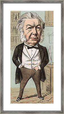 Sir John Elphinstone  Statesman Framed Print by Mary Evans Picture Library