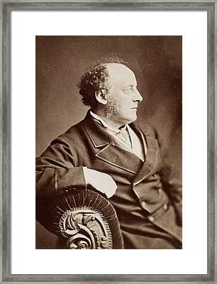 Sir John Everett Millais (1829-1896) Framed Print