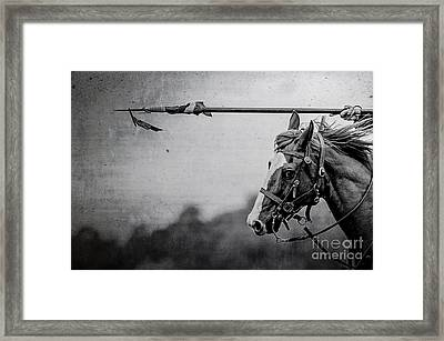 Sir Lancelot Framed Print