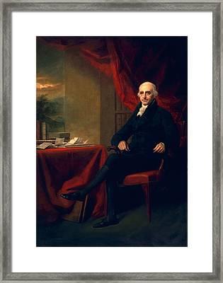Sir William Miller, Lord Glenlee Framed Print by Sir Henry Raeburn