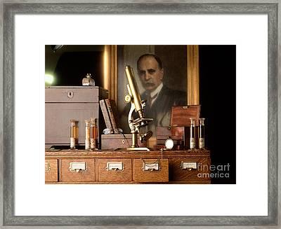 Sir William Osler Framed Print
