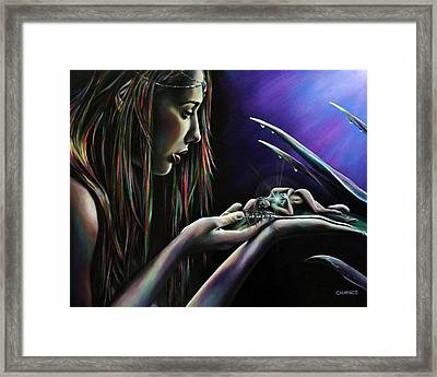 Sister Nature Framed Print