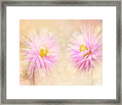 Sisters Framed Print by Amy Tyler