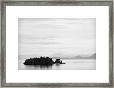 Sitka Alaska Framed Print by Carol Leigh