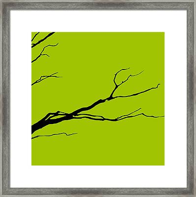 Sitting Around Prt 3 Framed Print by Lourry Legarde