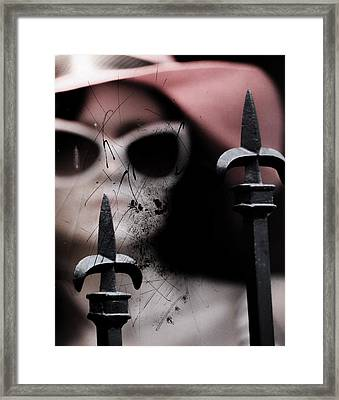 Six Dressed Two Nine  Framed Print