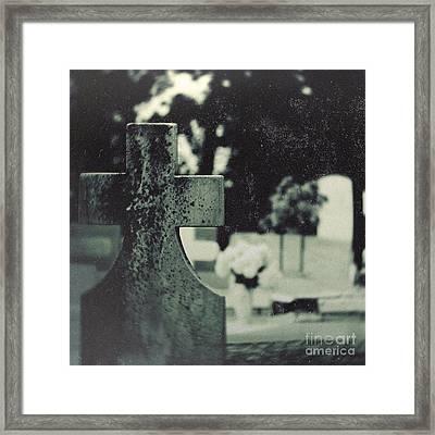 Six-feet Above Framed Print
