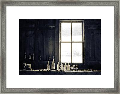 Light 425 Framed Print by Paulette Maffucci
