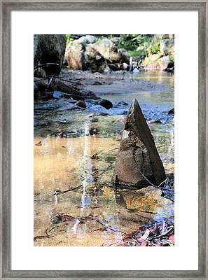 Six Mile Creek Framed Print by David Rich