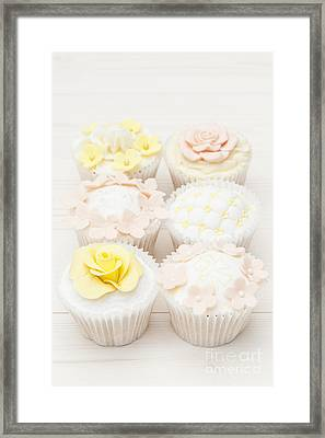 Six Ways To Temptation Framed Print by Anne Gilbert