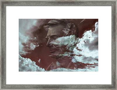 Sixteenth Framed Print by Gabe Arroyo