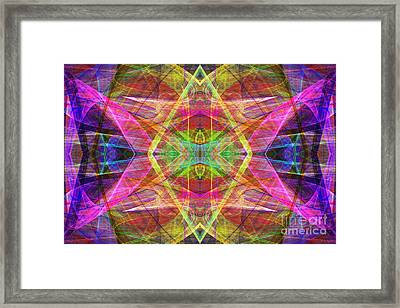 Sixth Sense Ap130511-22-20130616 Framed Print by Wingsdomain Art and Photography