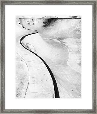 Sk8 Framed Print