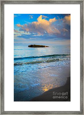 Skagen Light Framed Print