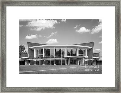 Skidmore College Murray- Aikins Dining Hall Framed Print by University Icons