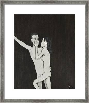 Skinny Love Framed Print by Sean Mitchell