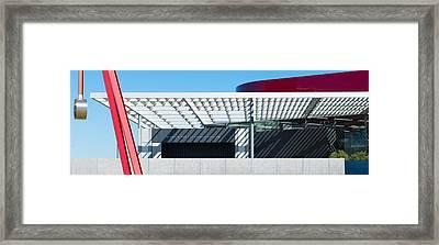 Skokos Pavilion Dallas Tx Framed Print