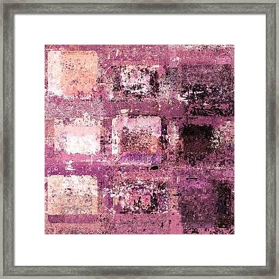 Skouarioz - 07dt01 Framed Print by Variance Collections