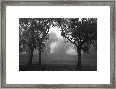 Skc 0063 Atmospheric Bliss Framed Print by Sunil Kapadia