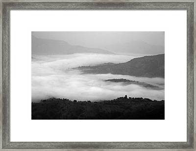 Framed Print featuring the photograph Skc 0064 Heaven On Earth by Sunil Kapadia