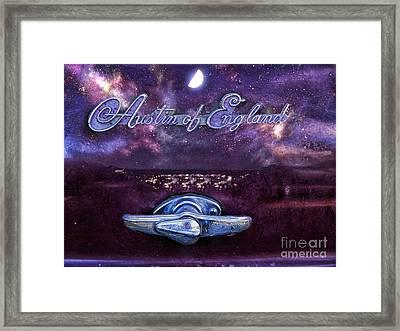 Sky At Night Framed Print