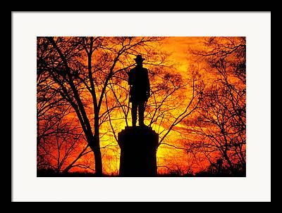 Colonel Benjamin Christ Framed Prints