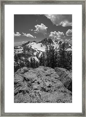 Sky High Framed Print