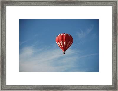 Sky Jewel  Framed Print by Miguelito B