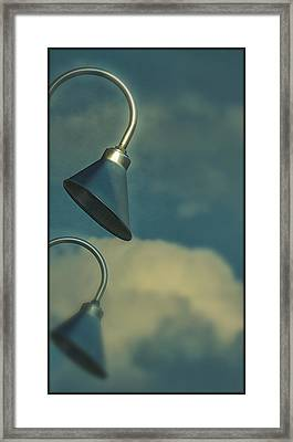 Sky Light Framed Print