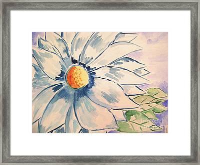 Sky Lillie Framed Print by Sidney Holmes