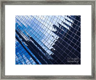 Reflections Framed Print by Ernest Puglisi