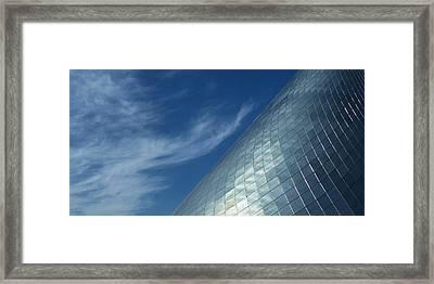 Sky Shine Framed Print