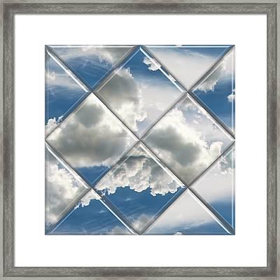 Sky Watch Framed Print