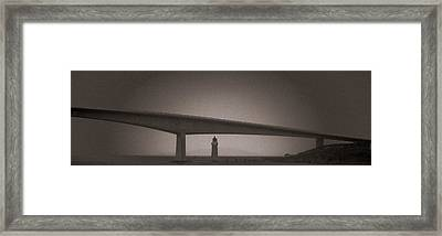Skye Bridge Framed Print