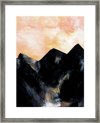 Skyline 7 Framed Print by Chad Rice