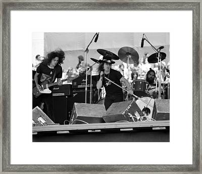 Framed Print featuring the photograph Skynyrd #8 by Ben Upham