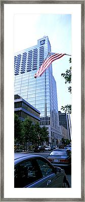 Skyscraper In A City, Pnc Plaza Framed Print by Panoramic Images