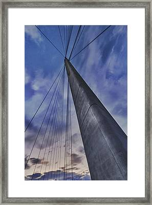 Skyward II Framed Print