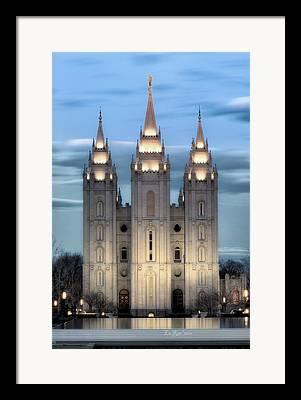 The Church Photographs Framed Prints