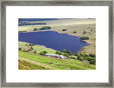 Sleddale Hall Framed Print by Ashley Cooper