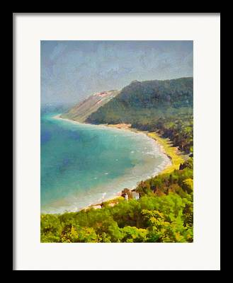 Most Viewed Mixed Media Framed Prints