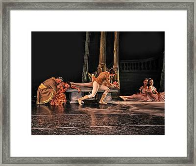 Framed Print featuring the photograph Sleeping Beauty by Bill Howard